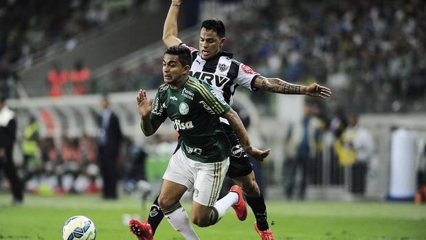 Resultado de imagem para Palmeiras x Atlético-MG