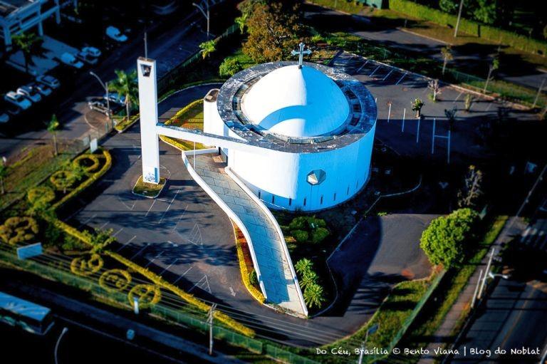 Igreja Ortodoxa Lago Sul (Foto: Bento Viana)