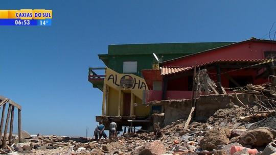 Cidades atingidas por ciclone devem fazer decreto de emergência coletivo