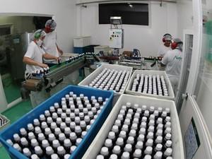 Laboratório farmacêutico vai gerar 800 vagas de emprego em Santo Antônio de Jesus (Foto: Manu Dias/GOVBA)