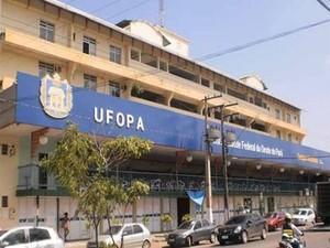 UFOPA campus Mendonça Furtado (Foto: Ascom Ufopa/Divulgação)