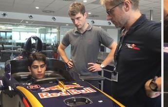 Sette Câmara pilotará STR em teste oficial da F1 após o GP da Inglaterra