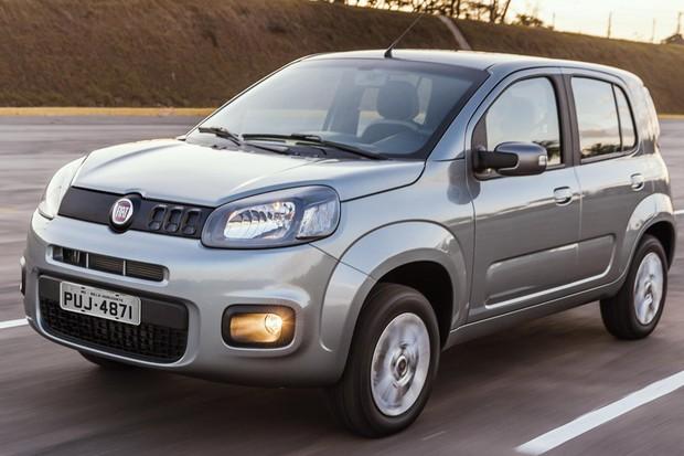 Fiat Uno Attractive (Foto: Divulgação)