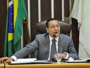 Presidente da Assembleia Legislativa do RN foi denunciado por corrupção passiva (Foto: Eduardo Maia/ALRN)