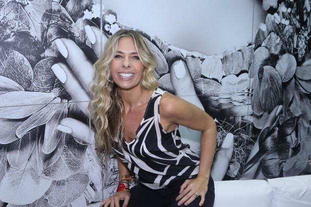 Adriane Galisteu (Foto: Thiago Duran / AgNews)