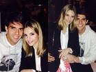 Carol Celico se declara para Kaká: 'Meu amor, minha vida!'