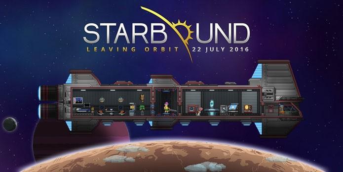 Saiba como jogar Starbound, game no estilo sandbox para PC (Foto: Divulgação/Steam)