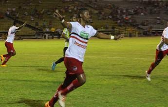 Vanderlei marca seu primeiro gol no River-PI e quer vaga para Copa do NE