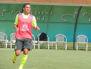 Gilberto - seleção brasileira sub-21 - Mogi das Cruzes (Foto: Vitor Geron)