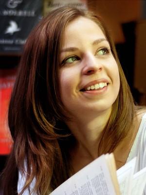 A jornalista Vanessa Bencz (Foto: Reprodução/Facebook)