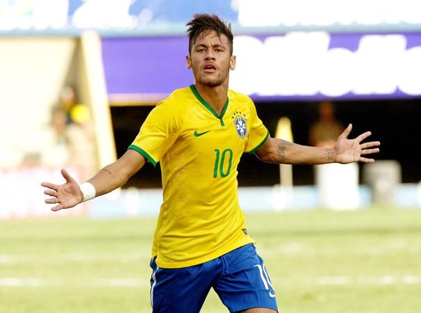 Neymar é a grande aposta da torcida brasileira no mundial (Foto: Mowa Press / reprodução Globoesporte.com)