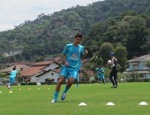mattheus seleção brasileira sub-20 (Foto: Marcelo Baltar/Globoesporte.com)