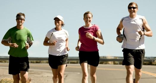 Começou  a correr? (Getty Images)