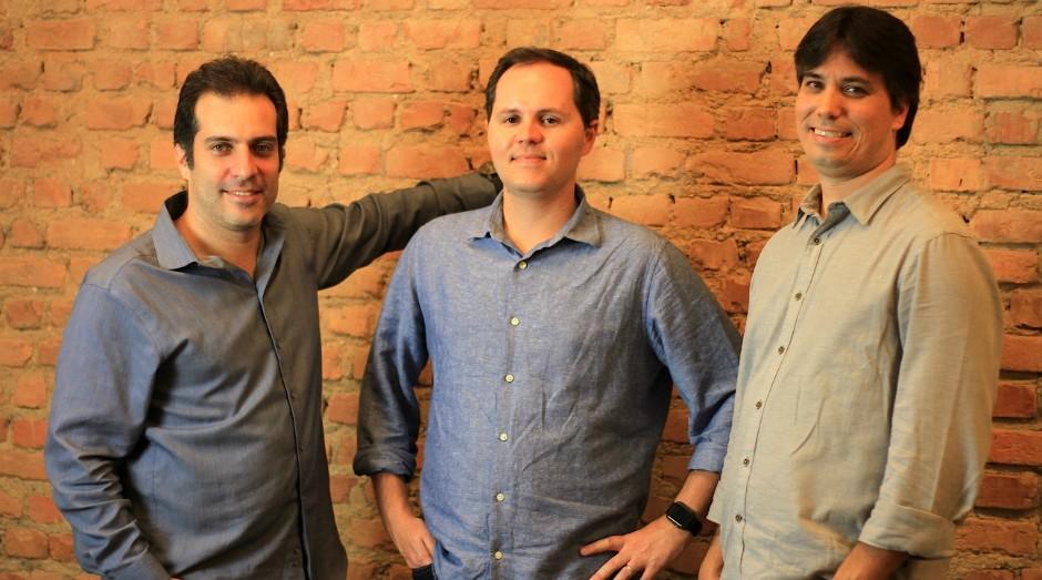 Daniel Orlean, Francisco Ferreira e Cristiano Rocha (Foto: Divulgação)
