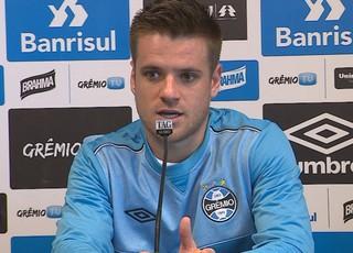 Ramiro Grêmio (Foto: Reprodução/RBS TV)