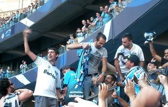 Comentarista considera reforço no ataque prioridade do Grêmio em 2016