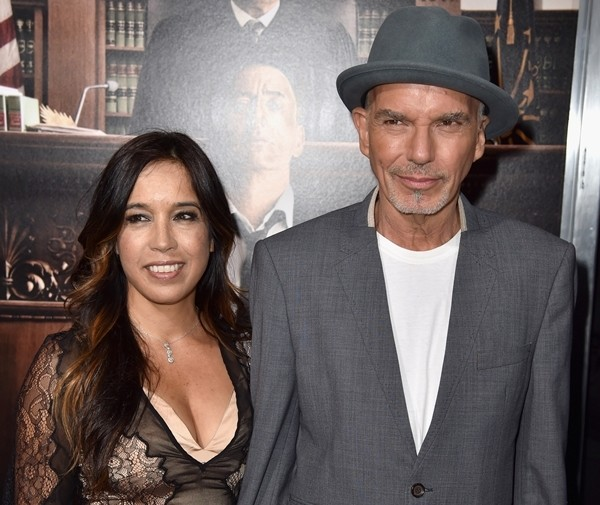 Billy Bob Thornton e Connie Angland (Foto: Getty Images)