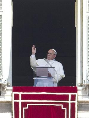 Papa Francisco (Foto: TIZIANA FABI/AFP)