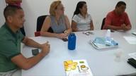 MPE e Conselho Tutelar se reúnem para discutir solução de problemas em abrigos em Teresina