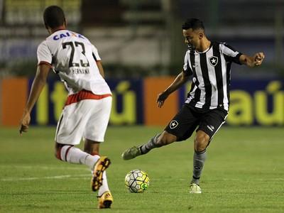 Rodrigo Lindoso Botafogo (Foto: Victor Silva / SSpress / Botafogo)