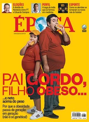 Capa - Edição 780 (Foto: Christian Parente/ÉPOCA)