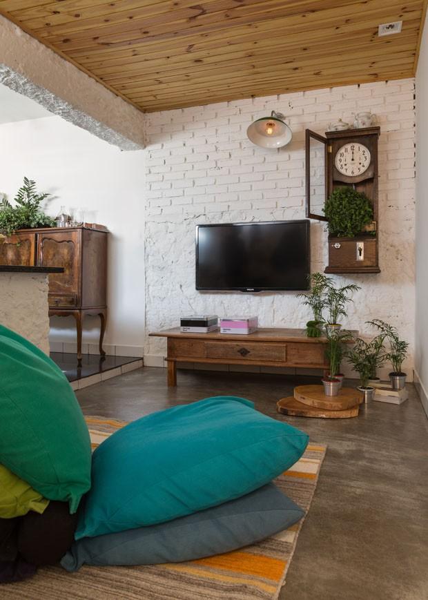 Casa Pedro Bazani (Foto: Evelyn Müller/ Divulgação)