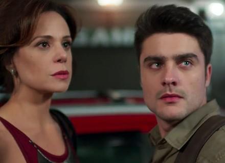 Teaser: Miguel flagra Ana e Tito juntos