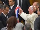 Papa Francisco pede 'criatividade' aos catequistas