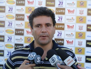 Marcos Bonequini - gerente de futebol do Paulista de Jundiaí (Foto: Divulgação / Paulista FC)