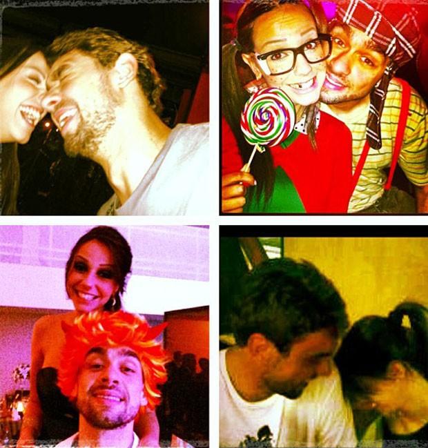 Lucão e Bia, Dia dos namorados (Foto: Reprodução/ Instagram)