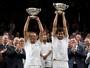 Melo exalta 10 anos de jornada com irmão técnico e joga US Open pelo nº1