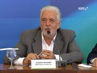 Wagner cita 'ataques sistemáticos' e diz que Lula sofre 'caça constante'