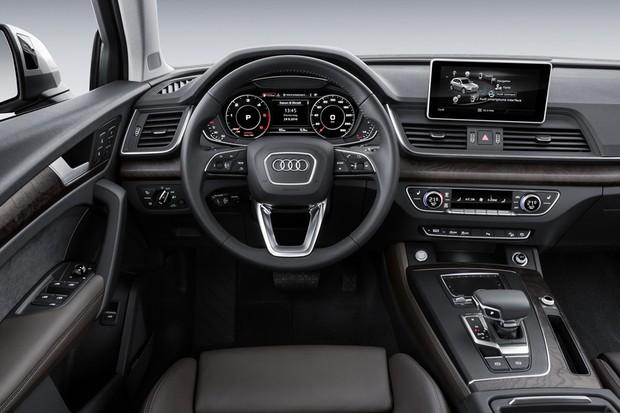 Audi Q5 (Foto: Divulgação)