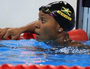 Alia Atkinson (Jamaica), natação (Foto: Reuters)