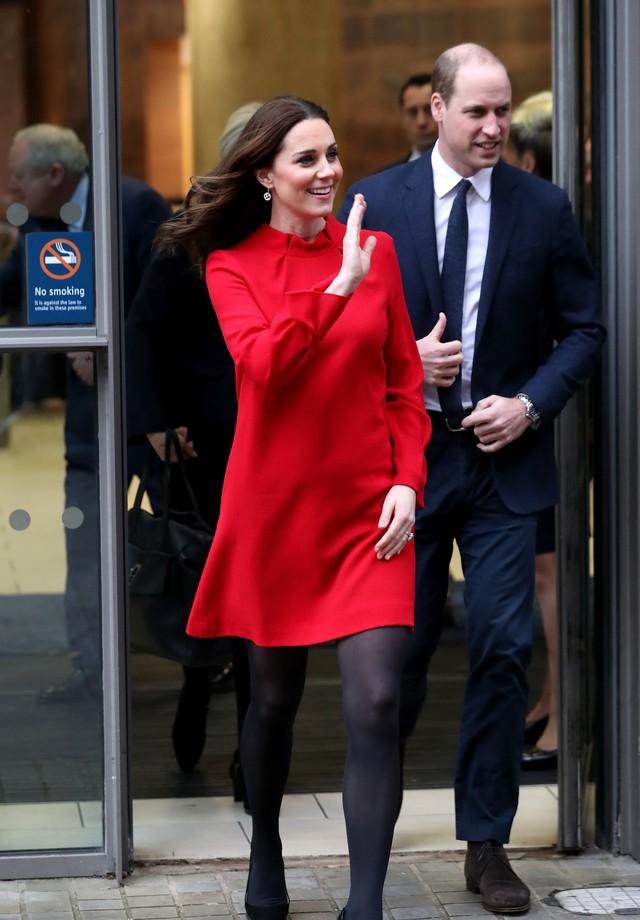 Kate Middleton (Foto: Eddie Mulholland - WPA Pool/Getty Images)