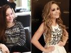 Larissa Manoela leva 8 horas para mudar o visual em salão de beleza