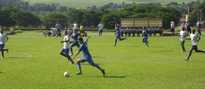 Rio Claro empata com Água Santa em jogo-treino realizado em Araras (Foto: Altieris Junior/Rio ClaroFC)