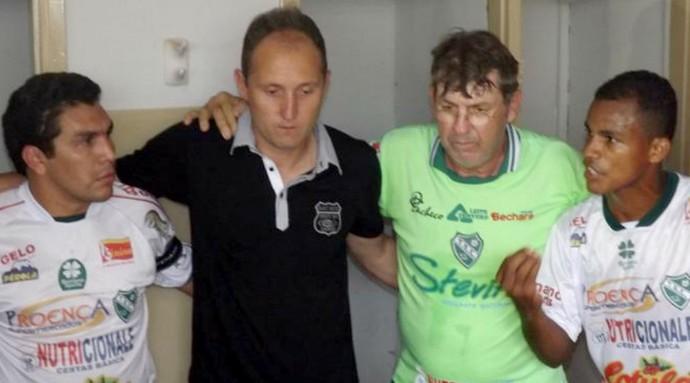 Gessé é destaque no amistoso entre Tanabi e Grêmio Barueri