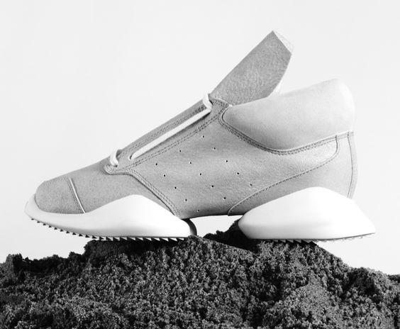 Uma das colaborações de Rick Owens com a Adidas (Foto: Divulgação)