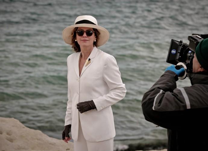 Patricia Pillar completa 30 anos de carreira na TV e analisa sua personagem em 'Ligações Perigosas' (Foto: Gabriel Nascimento/Gshow)