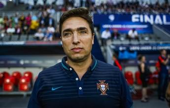 Rui Jorge é cauteloso com Portugal no Rio, mas exalta nova geração do país