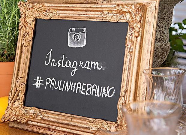 """""""As fotos ficam quando a festa termina"""", diz Cíntia. Além do fotógrafo tradicional, os noivos costumam indicar uma hashtag para os convidados usarem no Instagram, por exemplo. Assim, todos terão acesso a outros momentos da celebração. (Foto: Cacá Bratke/Casa e Comida)"""