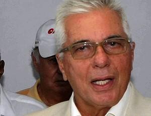 Marcio Braga do Flamengo (Foto: Paulo Jacob / Ag. O Globo)
