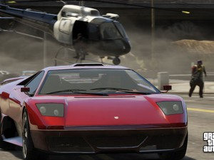 'Grand Theft Auto V' (Foto: Divulgação)