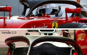 Ferrari realiza testes com nova versão de Halo na Áustria. Confira imagens