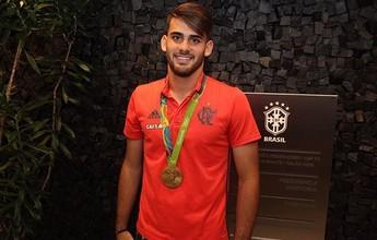 Micale chama Lyanco, do São Paulo, e Vizeu, do Fla, para torneio sub-20