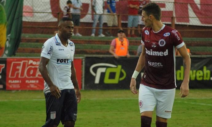 Espírito Santo e Desportiva negociam amistoso para o próximo sábado (Foto: Henrique Montovanelli/Desportiva Ferroviária)