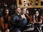 Campeão do 'Truque Vip', Murilo Rosa homenageia 50 anos da Globo