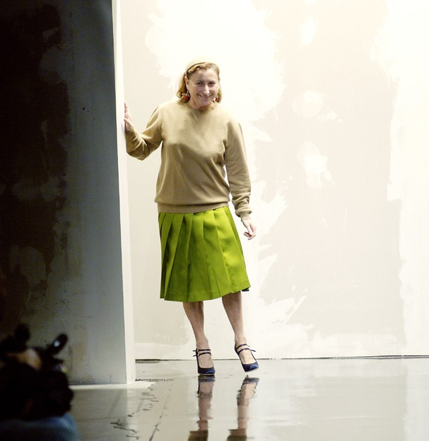 Miuccia Prada (Foto: Getty Images)