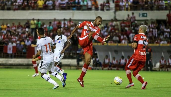 Audálio, zagueiro do CRB (Foto: Ailton Cruz/Gazeta de Alagoas)